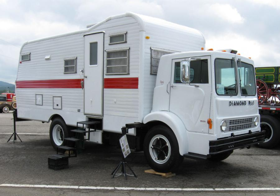Diamond t reo info help and here is howards diamond reo trend with camper that was at huntsville sciox Image collections