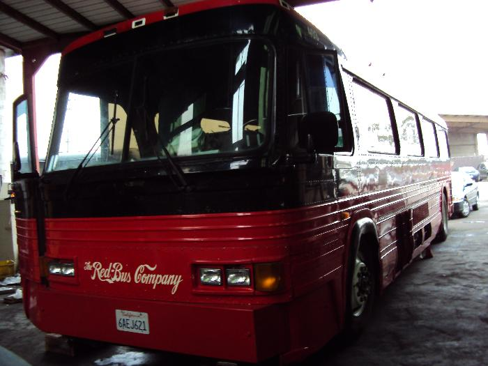 GM 4106 bus electrical