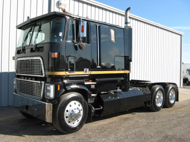 Ford 9000 Cabover Interior : Ford cl cabover autos post