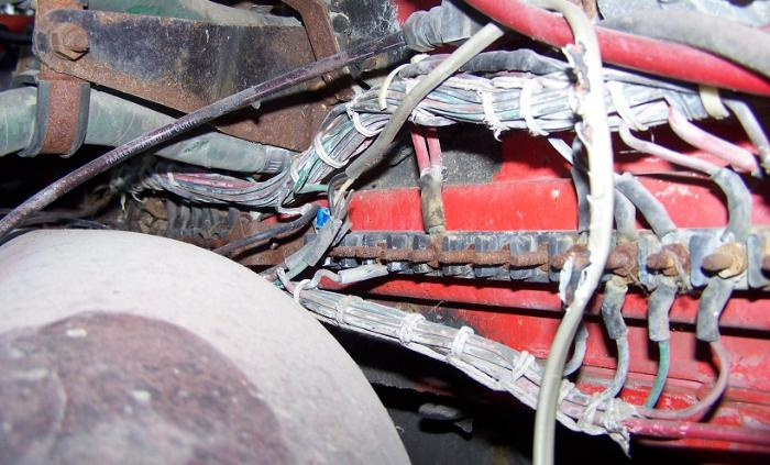 Wiring Diagram For A Gmc General