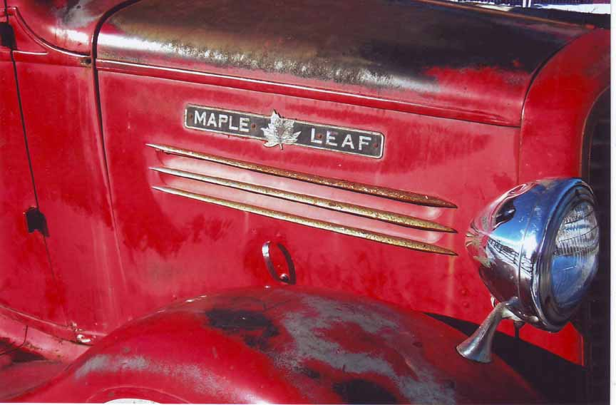 Maple Leaf Motors >> What Am I for Friday 1/28/11