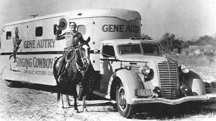 Gene Autry And D T
