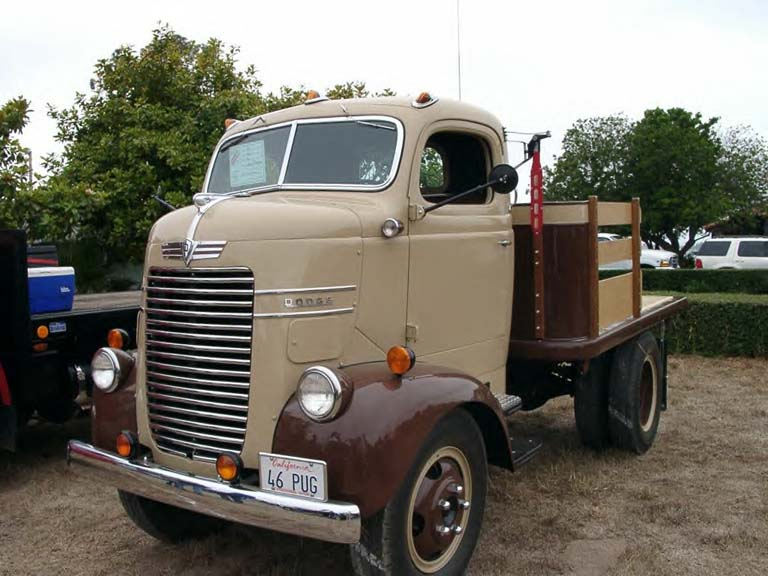 1940 Dodge Coe Pickup | Autos Post