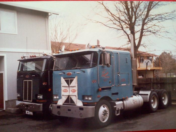 Peterbilt Thursday 2/16/12