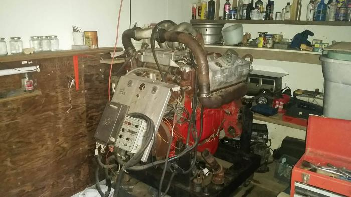 8V92 DDEC engines - what's the story?