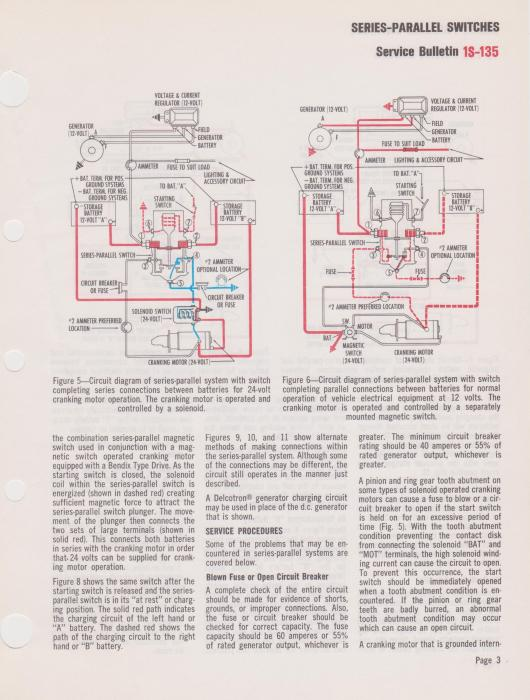 6 volt batterys on a k 100 rh forums aths org Gem Car Battery Wiring Diagram 1980 Kenworth Battery Wiring Diagram