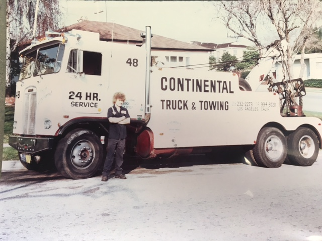 Remember Continental Truck Towing?????
